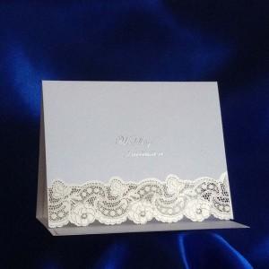 2b. Ivory Dream - Wedding Invitation